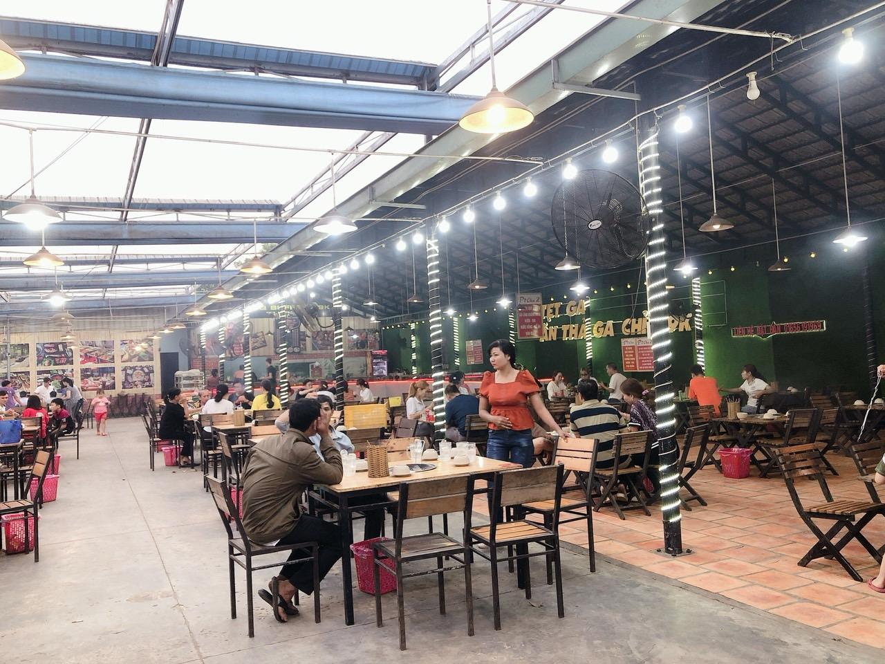 Cần sang lại 1 quán buffe đường số 3 chơn thành do không có người trông coi, quán đầu tư hoàn thiện lượng khách ổn định