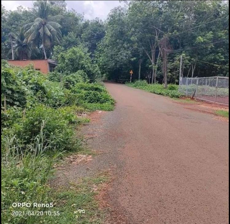 Bán đất phường Phú Đức giá 680tr dt 5*42*50tc