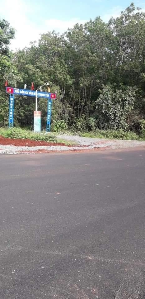 Bán đất xã Lộc Thạnh giá 320tr dt 5×50×100tc
