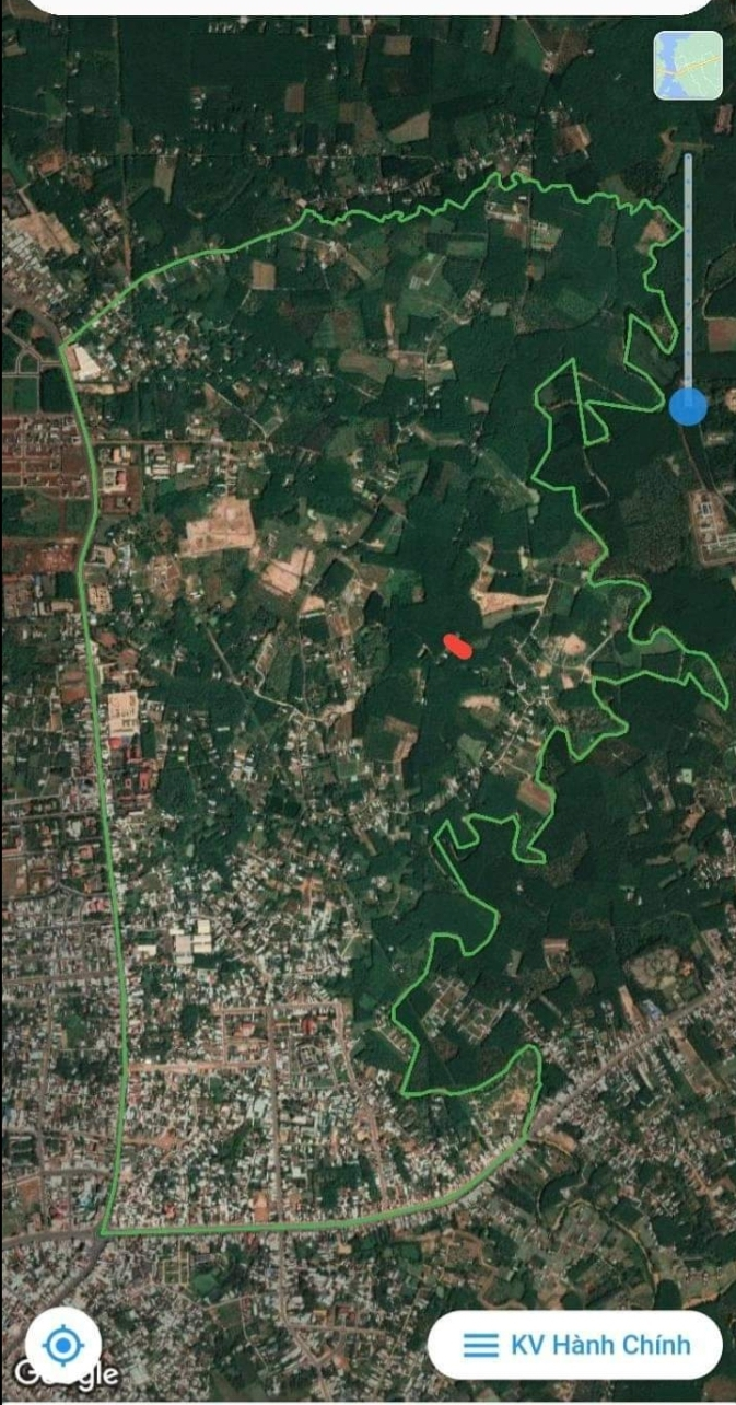 Bán đất khu phố 4 phường Tân Đồng giá 1 tỷ 350tr dt 25,5×30,5×50tc